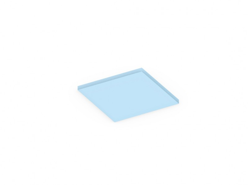 CARMEC Plexiglass Plate Various Sizes Pressure Tester