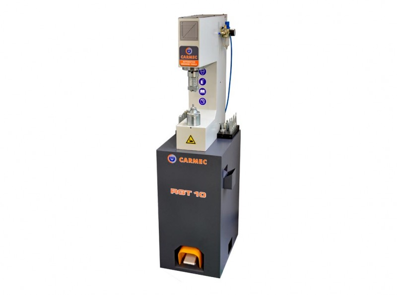 Carmec RGT10 Hydro pneumatic Riveting Machine