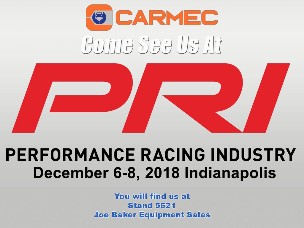 EVERYTHING IS READY FOR PRI 2018