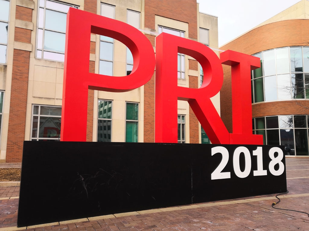 PRI 2018 is over