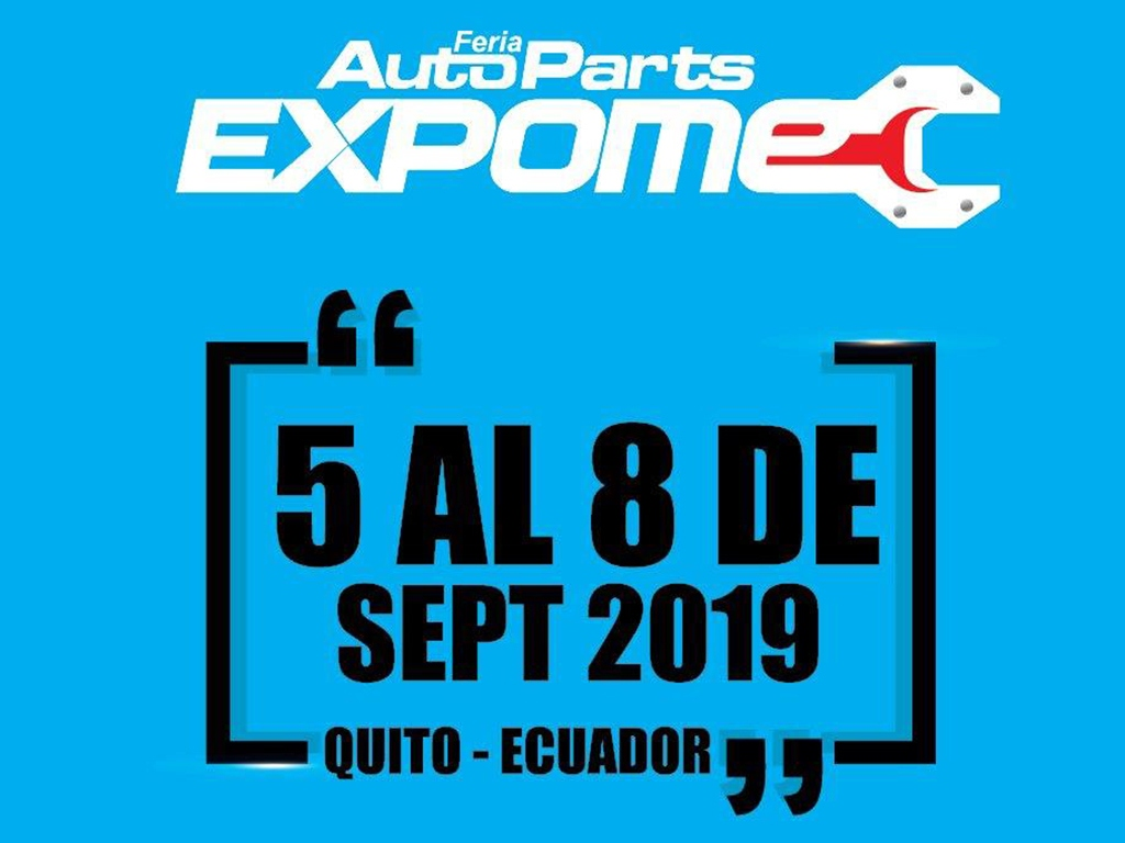 CARMEC AT EXPOMEC QUITO 2019