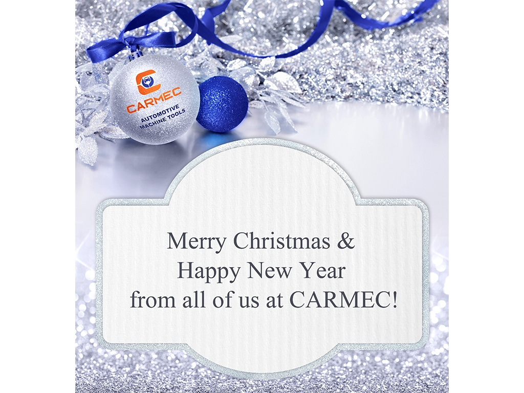 Happy Holidays from CARMEC!