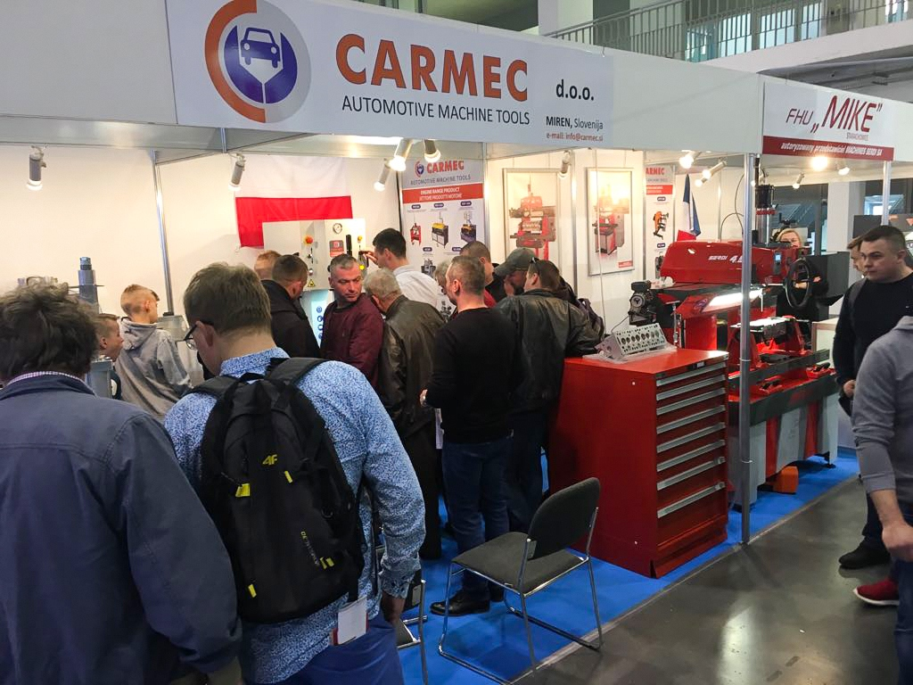 Great success at the TTM 2018 in Poznan